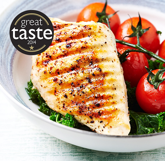 Premium Skinless Chicken Breasts - 2.5 kg