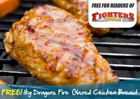 Claim your FREE 1kg Protein Glazed Chicken Breast