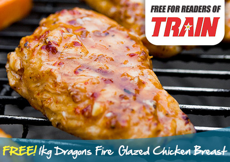 Claim your FREE 1kg Protein Glazed Chicken Breast