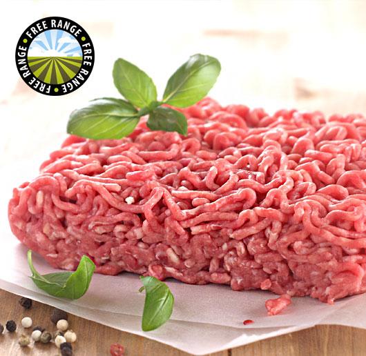 Extra Lean Free Range Steak Mince - 400g