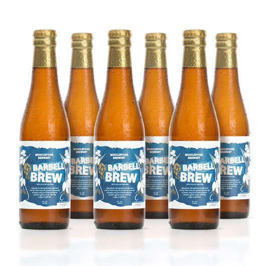 Barbell Brew Beer - 6 Pack