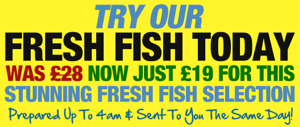 Try Our Fresh Fish Today