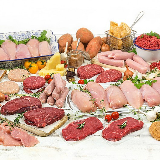Super Lean Starter Meat Selection