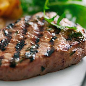 6 x 170g Free Range Hache Steaks