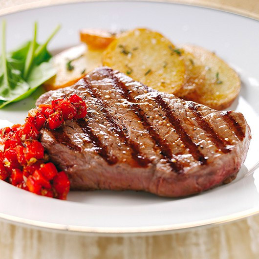 10 x 170g Matured Pure Rump™ Steaks