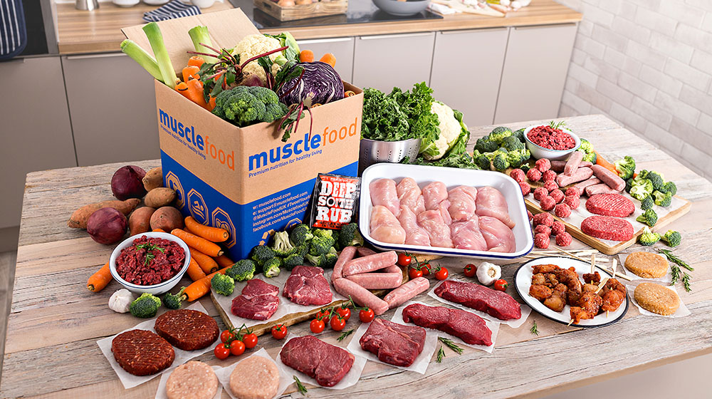 Muscle Food Lean Selection Hamper
