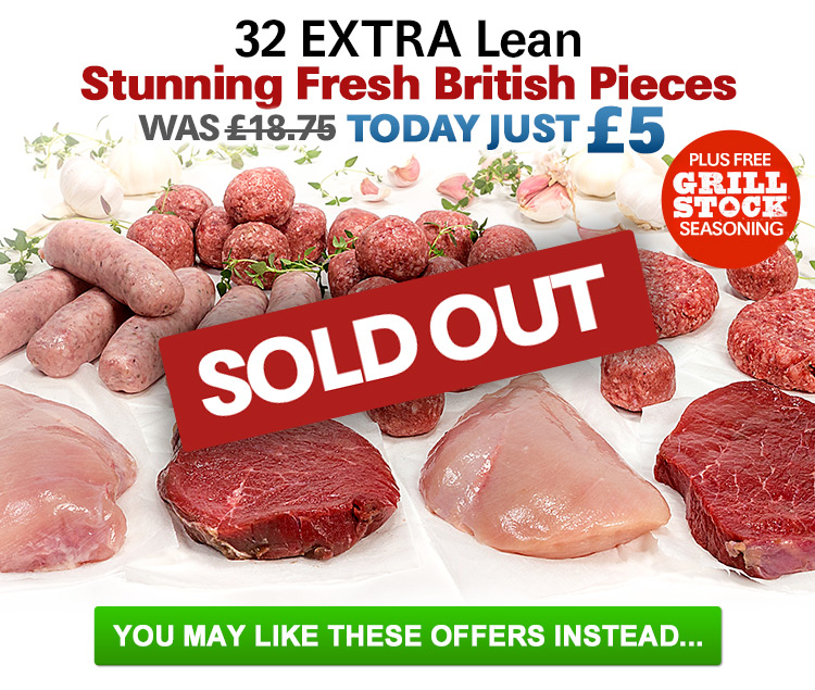 British Fresh Meat Hamper