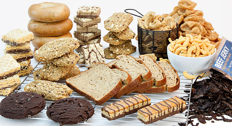 Protein Snack Hamper