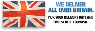 We deliver all over Britain