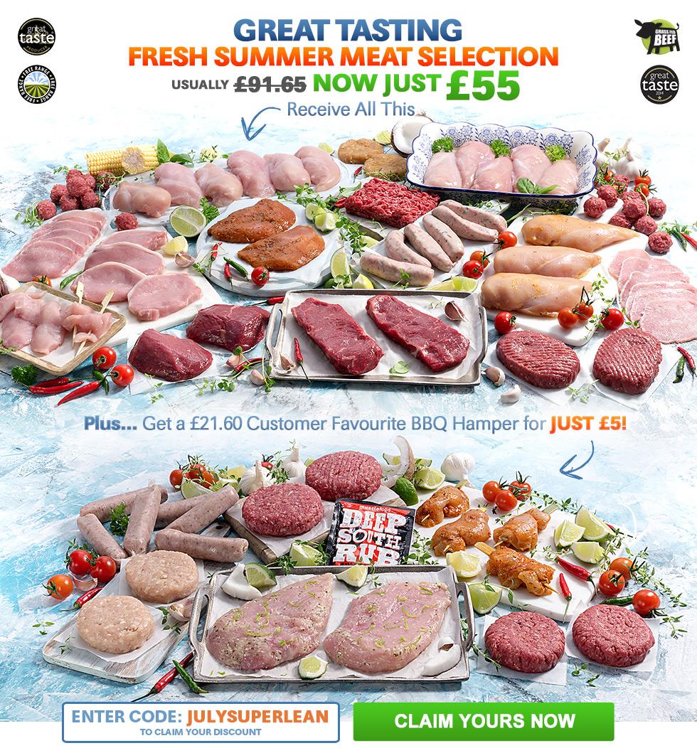 July Super Lean Selection