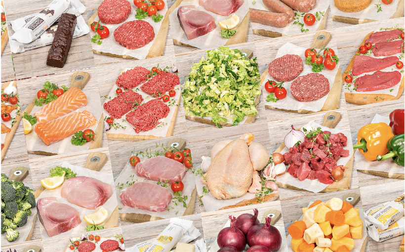Starter Super Lean Meat Hamper