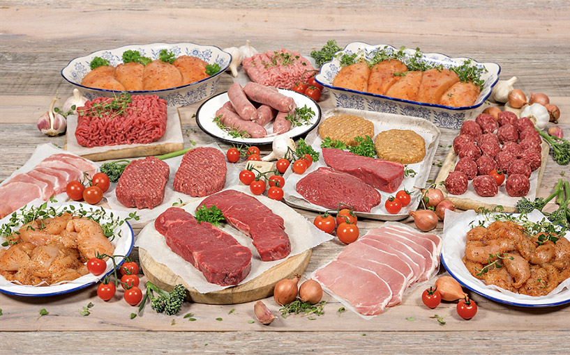 Ultimate Super Lean Meat Hamper