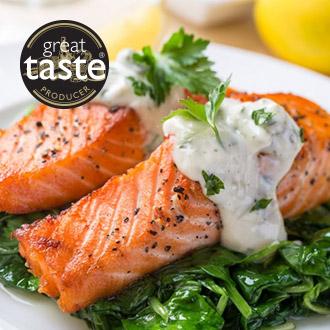 10 x Fresh Salmon Fillets -10 x 113g