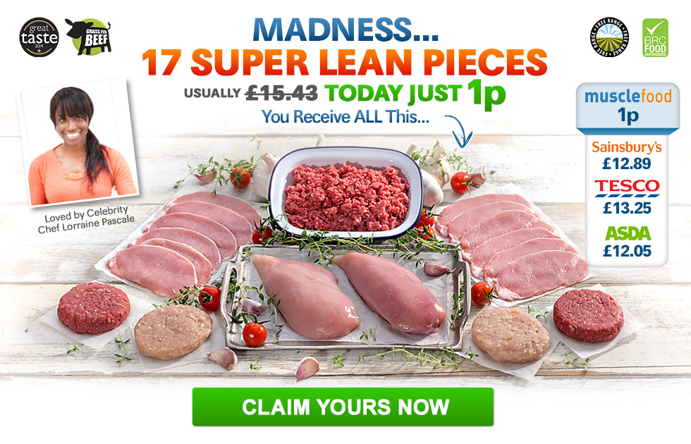 Super Lean Prices - Just 1p