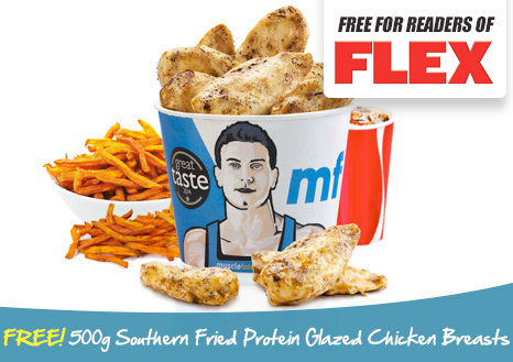 FREE 2 x 8-9oz Southern Fried Chicken Breast