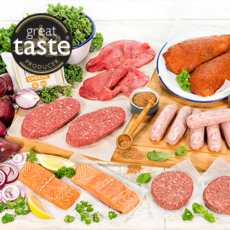 Super Lean Muscle Food Try Us Selection