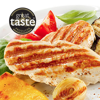 1 x 2.5kg Premium Chicken Breast Fillets