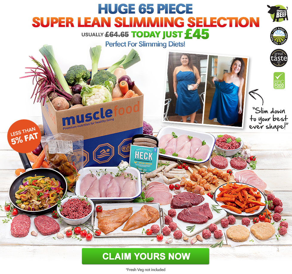 Super lean Slimming Selection