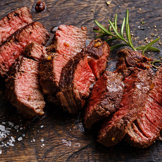 10 x 6-7oz Matured Pure Rump Steaks™