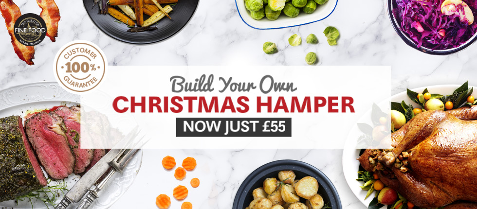 Build Your Own Luxury Christmas Hamper