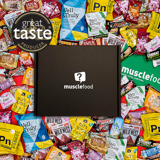 The Ultimate Mystery Snack Box (Worth £35!)