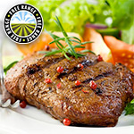 10x 6-7oz Matured Free Range Rump Steak