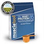 Free Range Whey Protein 85 Concentrate-250g-Cappuccino