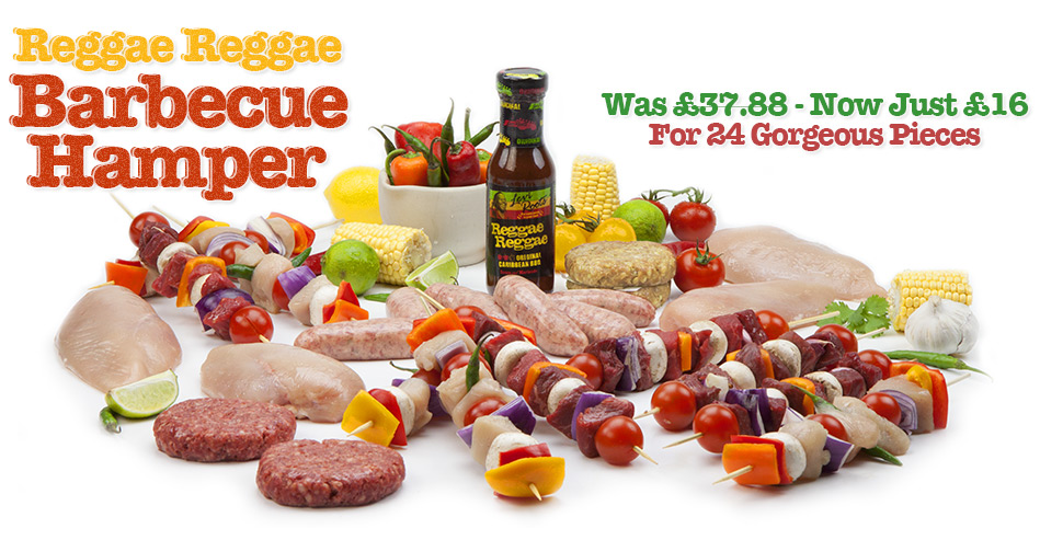 Reggae Reggae Barbecue Hamper