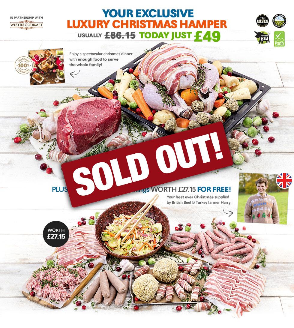 Tastecard christmas hamper musclefood forumfinder Gallery