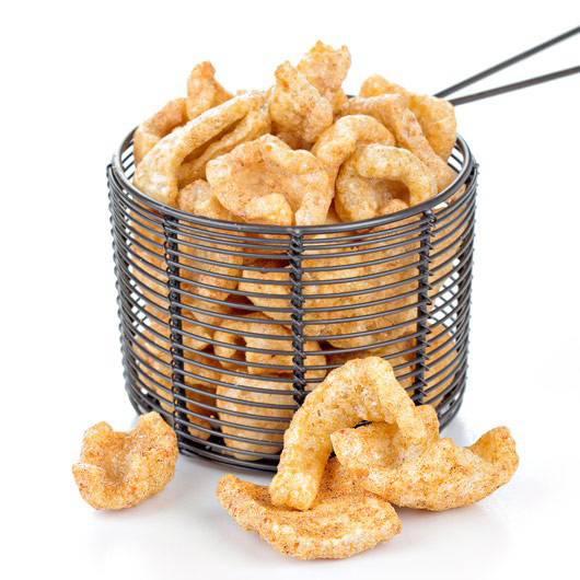 Original High Protein Pork Scratching-10 x 30g Bags-Original