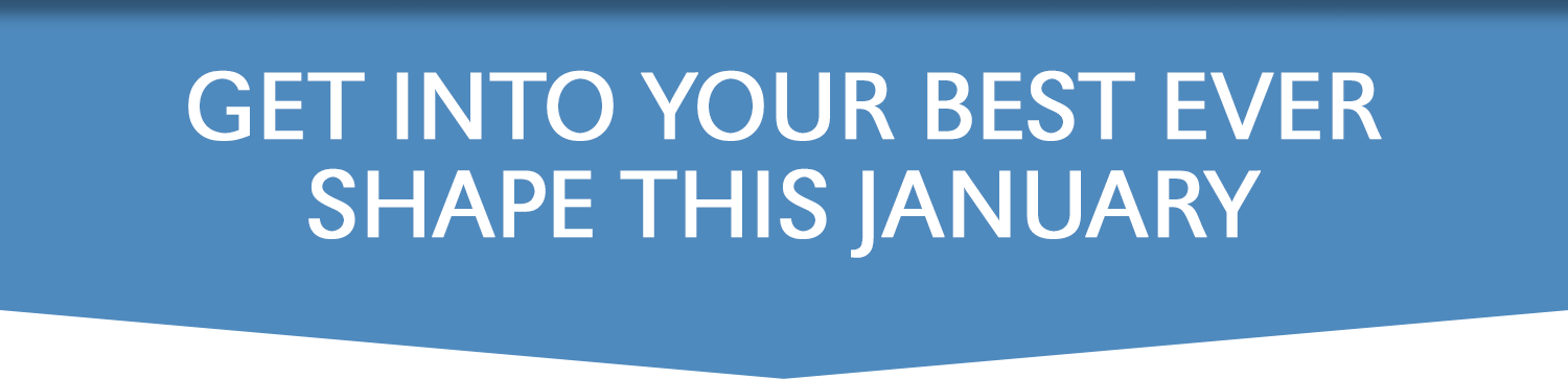 Get Into Your Best Ever Shapr This January