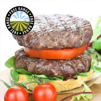 10 x 113g Extra Lean Steak Burgers