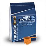 Premium Whey Protein Concentrate 85 - 250g Vanilla