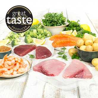 Super Fresh Fish Taster Selection