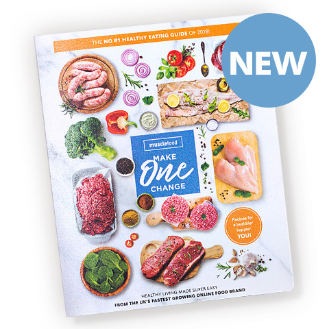 Make one change hamper musclefood 1 x healthy eating recipe guide forumfinder Choice Image