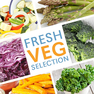 Super Fresh Veg Selection ***DELISTED***
