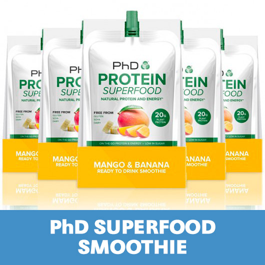 PhD Superfood Smoothie