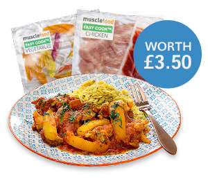FREE Curry Meal Bag