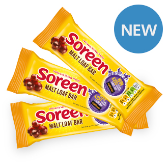 3 x 42g Soreen Malt Loaf Bar