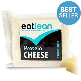 High Protein & Low Fat Cheddar Cheese