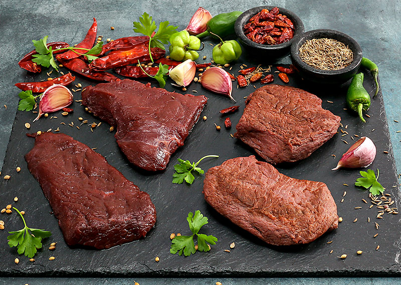Exotic Steak Selection ****