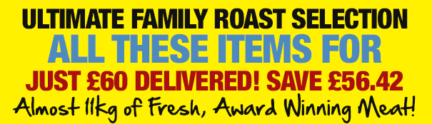 Ultimate Family Roast Selection