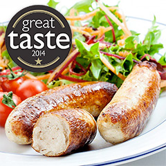 Chicken Breast Sausages - 908g