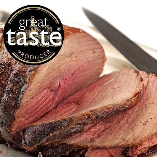 Whole Free Range Beef Topside - 2 kg