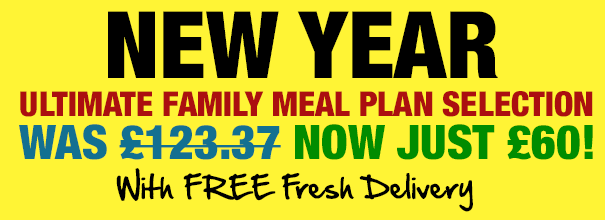 New Year Ultimate Family Meal Plan