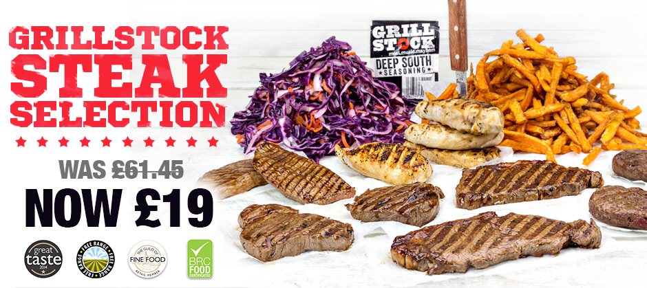 Grillstock Steak Selection