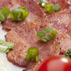 Unsmoked Bacon Rashers