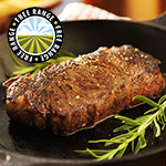 10 x 6-7oz Irish Grass Fed Sirloins