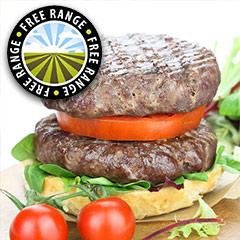 Extra Lean Steak Burgers
