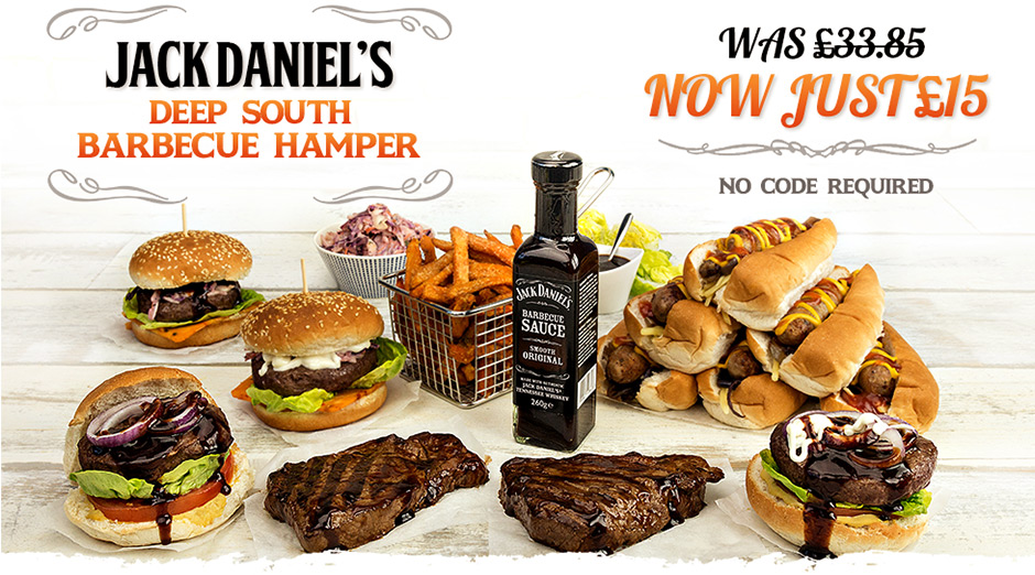 Deep South Barbeque Hamper - Now Just £15